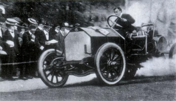 Easton 1908 al poole isotta