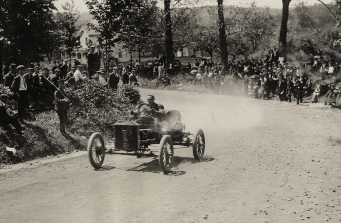 Easton HSE 1909 Ford Speedster