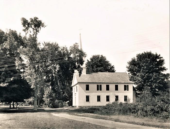 Easton HSE Baptist Church Stepney RD