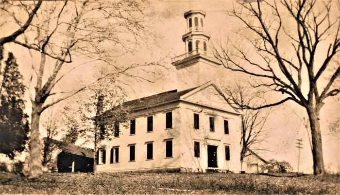 Easton HSE Congregational Church