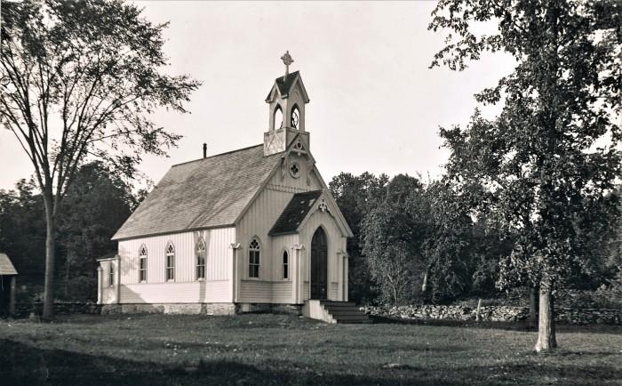 Easton HSE Espicopal Church Westport Rd