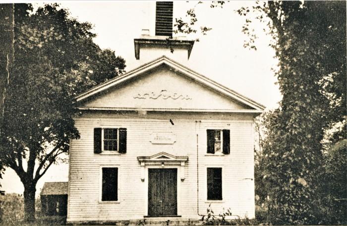 Easton HSE Jesse Lee Methodist Church