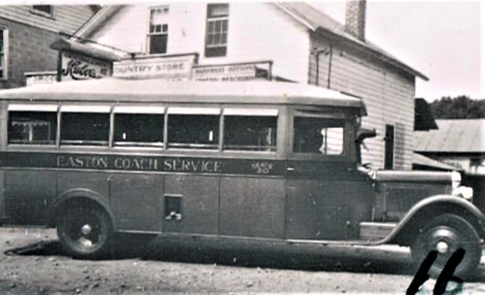 Easton HSE M1 Bus