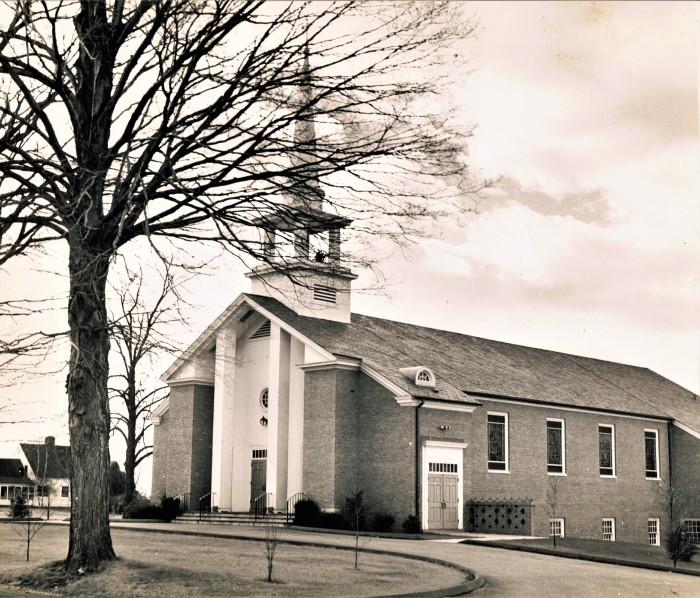 Easton HSE Notre Dame Church b1956