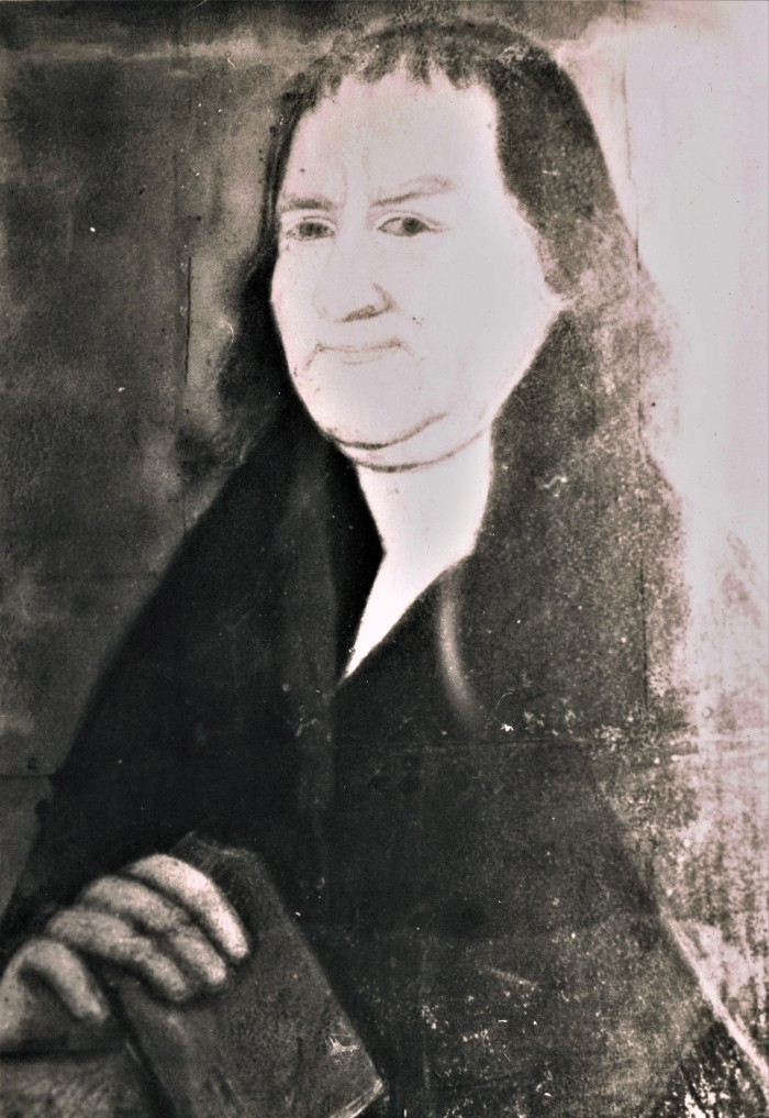 Easton HSE Rev James Johnson 1st Min Cong Church 1762-1810