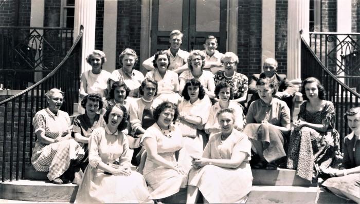 Easton HSE S29 Samuel Staples Faculty 1953