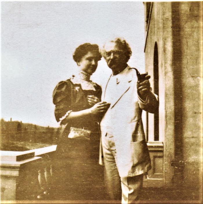 Easton Redding twain & keller HSE jan 1909