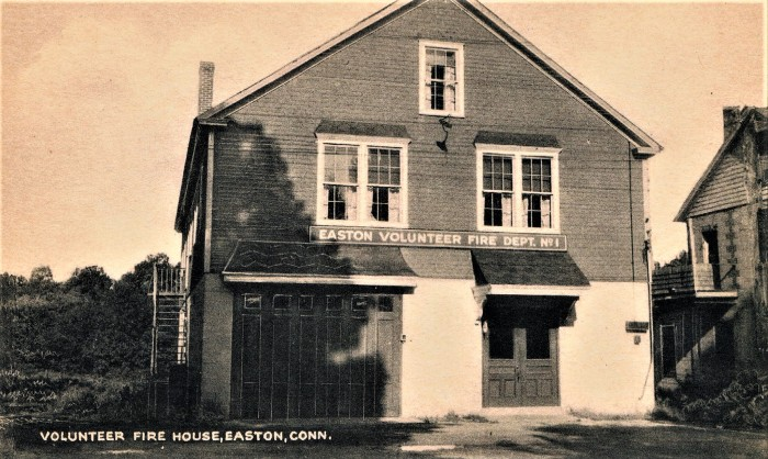 Easton HSE M 87 c. 1930 Firehouse